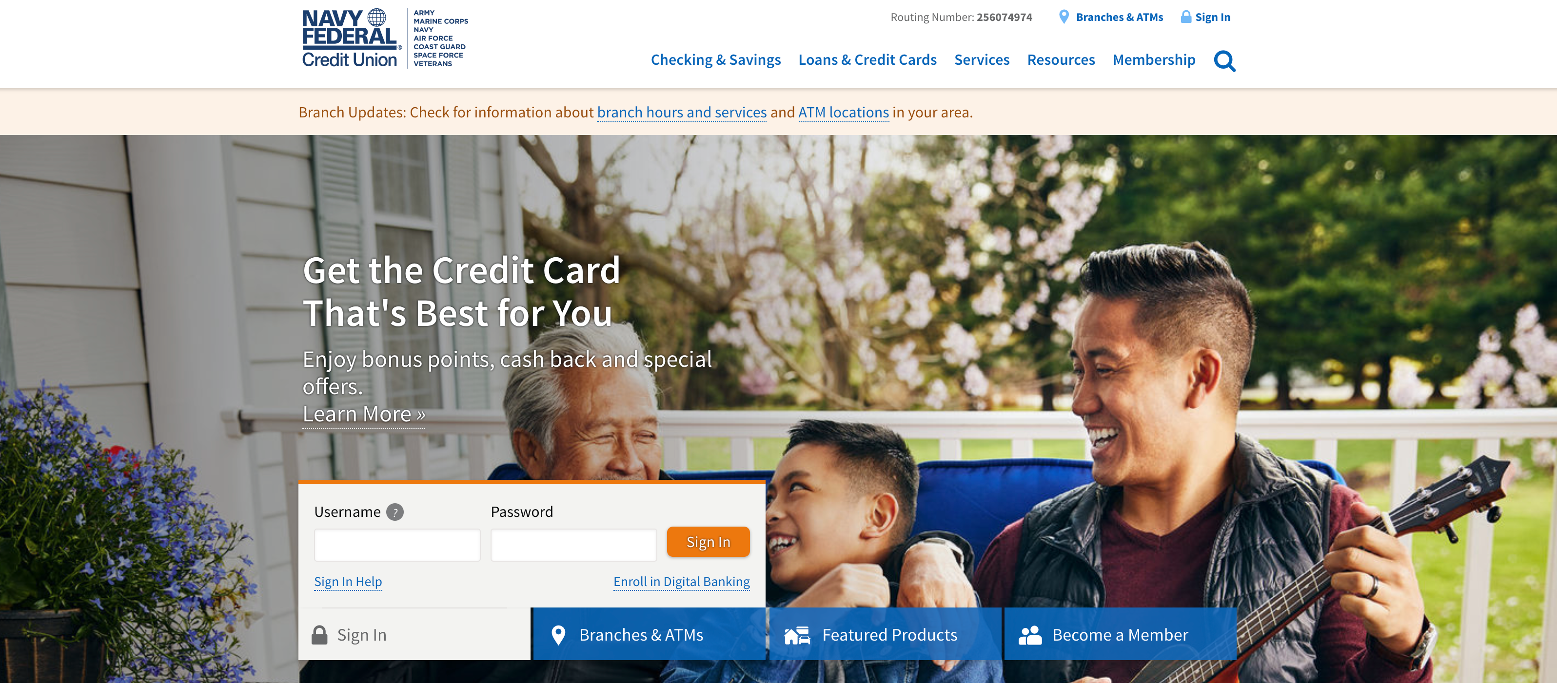 Navy Federal Credit Union (NFCU)